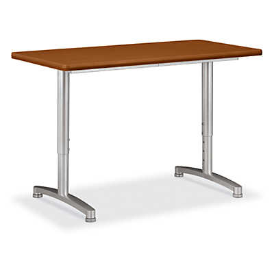 Picture of Basyx Adjustable-Height Work Table